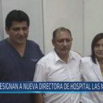 Chiclayo : Designan a nueva directora del Hospital Las Mercedes