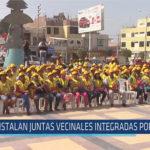 Chiclayo : Instalan juntas vecinales integradas por jóvenes