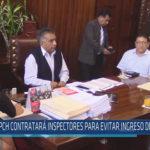 Chiclayo : MPCH contratará inspectores para evitar ingreso de mototaxis