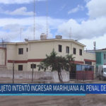 Chiclayo: Sujeto intentó ingresar marihuana al penal de Chiclayo