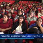 Chiclayo: Capacitan a directores para prevenir Guillain Barre