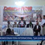 "Chiclayo: Promocionan Feria Internacional ""San Juan Bautista 2018"""