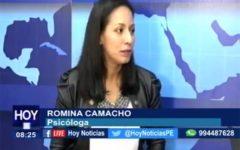 Chiclayo: Conversamos con la psicóloga Romina Camacho acerca del tema «Por qué mi hijo no me hace caso»