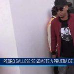 Chiclayo: Pedro Gallese se somete a prueba de ADN