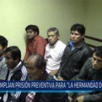 """Chiclayo: Amplían prisión preventiva para """"La Hermandad del Norte"""""""