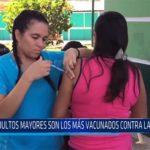 Chiclayo: Adultos mayores son los más vacunados contra la influenza