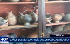 """Piura: Instalaciones del museo """"Chusís"""" lucen en completo abandono"""