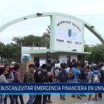 Chiclayo: Buscan evitar emergencia financiera en universidad