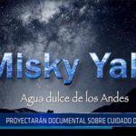 Chiclayo: Proyectarán documental sobre cuidado del agua
