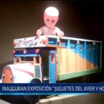"""Chiclayo: Inauguran exposición """"Juguetes del ayer y hoy"""""""