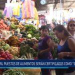 """Chiclayo: Mil puestos de alimentos serán certificados como """"saludables"""""""