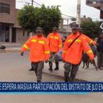 Chiclayo: Se espera masiva participación del distrito de JLO en simulacro