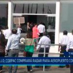 Trujillo: Corpac comprará radar para aeropuerto concesionado