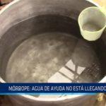 Chiclayo: Mórrope: Agua de ayuda no está llegando a todos