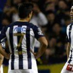 Alianza Lima recibió una goleada en la Copa Libertadores