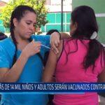 Chiclayo: Más de 14 mil niños y adultos serán vacunados contra la anemia