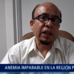 Piura: Anemia continúa imparable