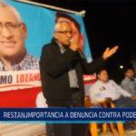 Chiclayo: Restan importancia a denuncia contra Podemos Perú