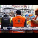 Ascope: Panaderías utilizaban utensilios en mal estado para elaborar productos