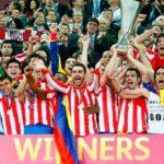 Atlético de Madrid, se coronó campeón de la Europa League