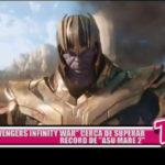 """Avengers Infinity War"" cerca de superar récord de ""Asu Mare 2"""