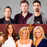 Internacional: Backstreet Boys se visten como las Spice Girls en un crucero