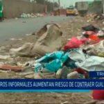 Botadores informales aumentan riesgo de contraer Guillain – Barré