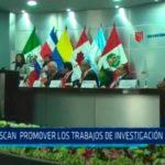 Trujillo: Buscan promover los trabajos de investigación científica