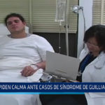 Chiclayo: Piden calma ante casos de síndrome de Guillain Barré