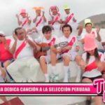 William Luna dedica canción a selección peruana