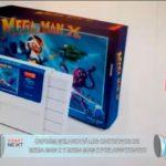 Capcom relanzará los cartuchos de Mega Man 2 y Mega Man X