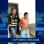 Piura: Policía capturan a violador buscado en Nueva Talara