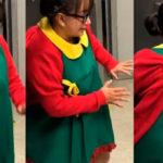 "Internacional: ""La Chilindrina"" aprende a bailar reggaetón junto a Nicky Jam"