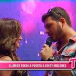 Local: El amor tocó la puerta a Cindy Millones