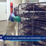 Chimbote: Crisis en sector conservero
