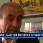 Daniel Marcelo, en espera y con optimismo