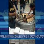 Chiclayo: Carteles internacionales detrás de droga incautada en Tumbes