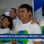 Trujillo: Movimiento de Elidio Espinoza presenta candidatos