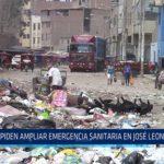 Chiclayo: Piden ampliar emergencia sanitaria en José Leonardo Ortiz