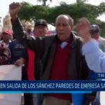 Exigen salida de los Sánchez Paredes de empresa de Salamanca