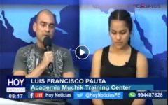 Chiclayo: Esta vez en nuestro bloque #yanomas conversamos con representantes del arte marcial Muai Thay