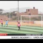 Sub 15: Serrato Pacasmayo venció 3 – 1 a Unión Huaral