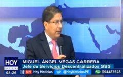 Chiclayo : El trabajo que se hará con respecto a las cooperativas en nuestro país