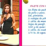 Comiendo Saludable: Filete con piña