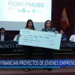 Chiclayo: Financian proyectos de jóvenes emprendedores