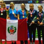 Perú gana doce medallas en el Future Series