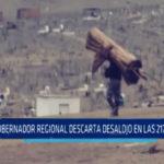 Chimbote: Gobernador Regional descarta desalojo en las 217 hectáreas
