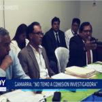Chimbote: Gobernador asegura no temer a comisión investigadora
