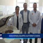 Nuevo Chimbote: Adquieren equipos automatizados