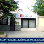 Piura: Indecopi registró mil denuncias contra empresas públicas y privadas